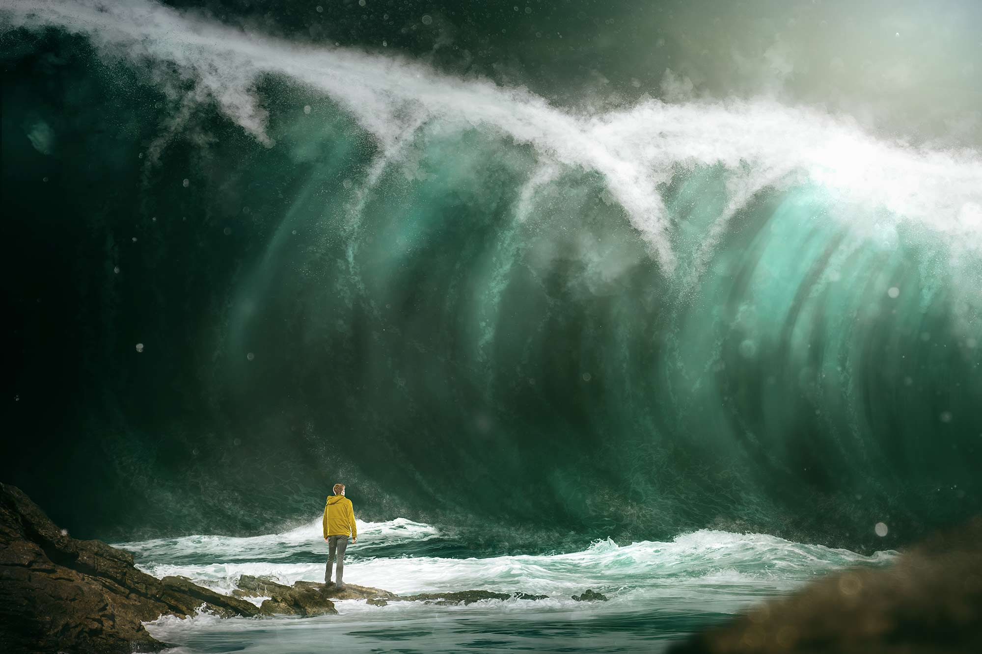 man-wave